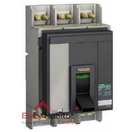 Interrupteur/Sectionneur compact NS1250NA 1250A 3P Schneider 33489