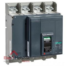 Interrupteur/Sectionneur compact NS1000NA 1000A 4P Schneider 33493
