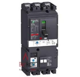 Disjoncteur vigicompact NSX100F vigi MH avec déclencheur TM100D 3P3D 100A Schneider LV429930