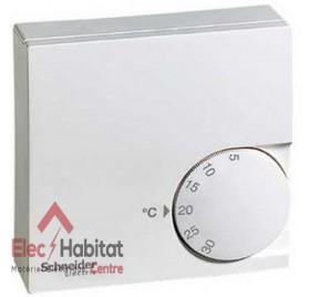 Thermostat d'ambiance mécanique saillie Schneider 15870