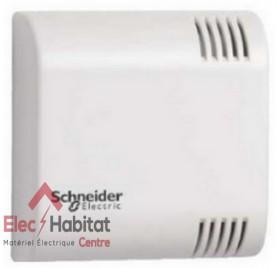 Sonde d'ambiance murale pour thermostat TH4 et TH7 Schneider CCT15846