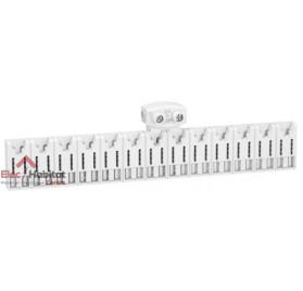 Répartiteur embrochable XE 13 modules avec connecteur Schneider R9EXHC13