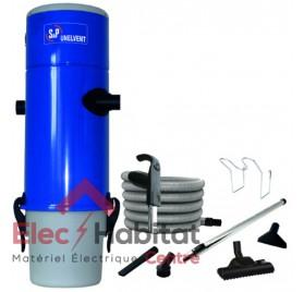 Kit aspiration centralisé SAPHIR 350 N Unelvent 620336