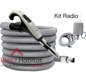 Flexible de commande 9m radio FLX RD AC Unelvent 620126