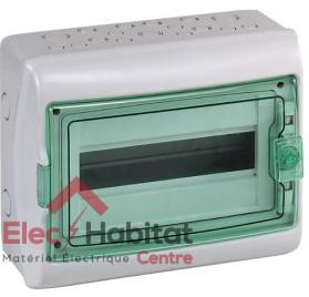 Tableau coffret électrique 12 modules étanche IP65 Schneider 13962