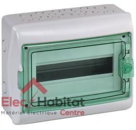 Tableau coffret électrique 18 modules étanche IP65 Schneider 13963