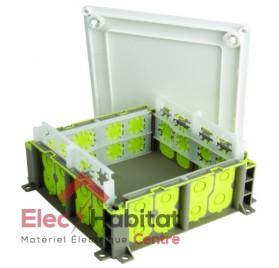 Boite pavillonnaire de comble étanche r'box 150x150x80mm Bizline 502515