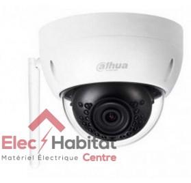 Caméra de surveillance IP Dôme 4M Pixel OSD 2.8mm Dahua IPC-HDBW1435E-W