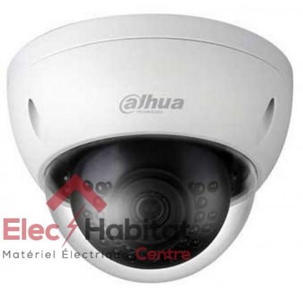 Caméra de surveillance IP Dôme 2M Pixel OSD 2.8mm anti vandalisme Dahua IPC-HDBW1230E