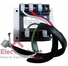 Transformateur pour motorisation de type BX-243/V600/V600E/V9000/ZL55/ZL55E CAME 119RIR197