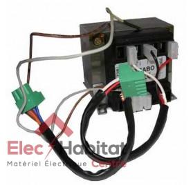 Transformateur pour motorisation de type BX-241/BX-246/BX-E241 CAME 119RIR122