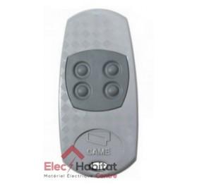 Télécommande quadricanal multi-usage 433.92MHz CAME 001TOP-434EE