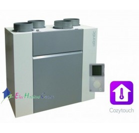 Ventilation double flux OPTIMOCOSY HR Atlantic 412203