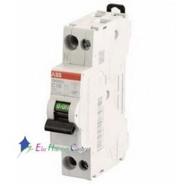 Disjoncteur Ph+H 2A à vis SN201L ABB 470229