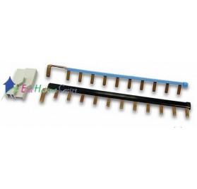 Peigne de raccordement pour disjoncteur à vis ABB 190160