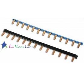 Peigne de raccordement pour disjoncteur automatique ABB 190161