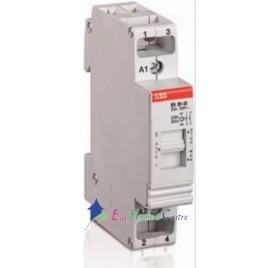 Contacteur modulaire jour/nuit 20A EN 20-20 ABB 26506