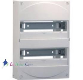 Coffret électrique Galéo 2 rangées 26 modules ABB 799222
