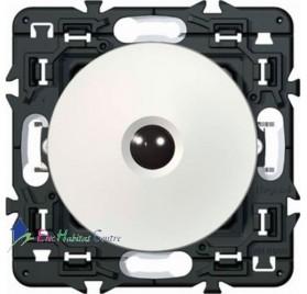 Interrupteur à effleurement 1000w Céliane blanc sans plaque 67049+68049+80251