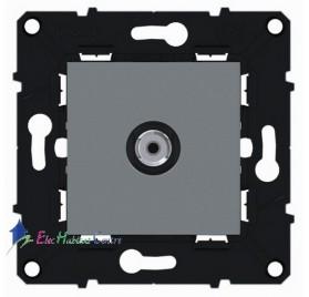Prise TV type F magnésium Arnould 64271