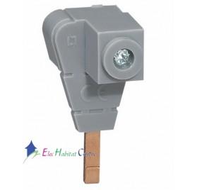 Borne de raccordement pour tous peignes traditionnels 6 à 35mm² Legrand 404906