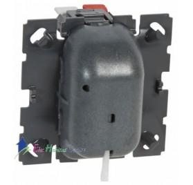 Mécanisme interrupteur/va et vient à tirage 10A Céliane Legrand 067008