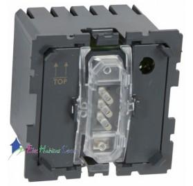 Mécanisme télérupteur silencieux avec neutre 2000w Céliane Legrand 067061