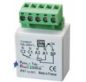 Centralisation micromodule série 2000 CVR12 Yokis 5454807
