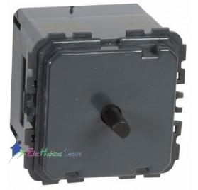 Mécanisme interrupteur variateur pour ventilateur Céliane Legrand 067088