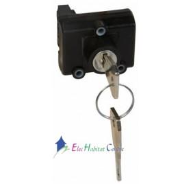 Mécanisme interrupteur à clé pour BAES Céliane Legrand 067531