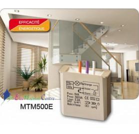 Minuterie encastré 500W MTM500e Yokis 5454051