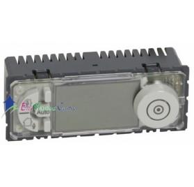 Mécanisme thermostat d'ambiance programmable Céliane Legrand 067402