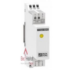 Récepteur modulaire variateur d'éclairage TYXIA 4940 Delta Dore 6351387