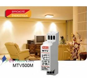 Télévariateur modulaire 500W MTV500m Yokis 5454062