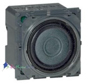 Mécanisme alimentation pour tuner avec HP intégré Céliane Legrand 067321