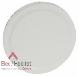 Enjoliveur blanc sonde pour thermostat modulaire Céliane Legrand 068243