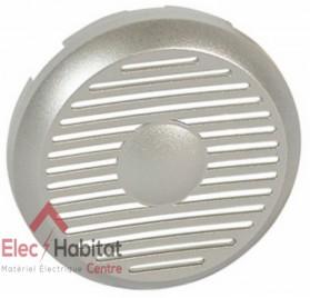 Enjoliveur titane alimentation pour tuner avec HP intégré Céliane Legrand 068529