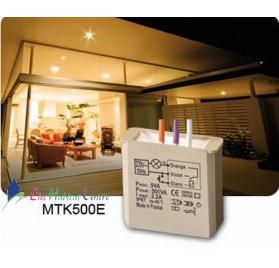 Télévariateur multifonction encastré 500W MTK500e Yokis 5454053