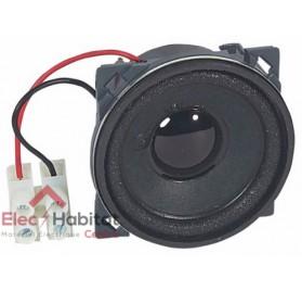 Mécanisme haut-parleur encastré diamètre 50mm Céliane Legrand 067328