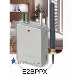 Emetteur 2 canaux radio power avec antenne E2BPPX Yokis 5454414