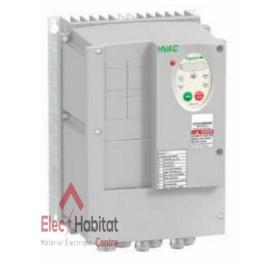 Variateur de vitesse étanche pour pompe ou ventilateur Altivar ATV212 480v 0.75kW tri Schneider ATV212W075N4