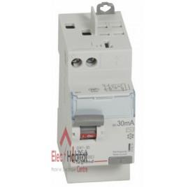 Inter différentiel 2P25A 30mA type AC Vis/Auto Legrand 411631