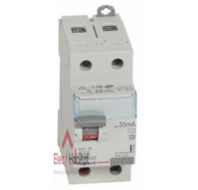 Inter différentiel 2P63A 30mA type AC Vis/Vis Legrand 411506