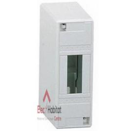 Mini coffret électrique Opale 2 modules Schneider 13392