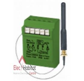 Télérupteur radio power avec antenne 2000W MTR2000erpx Yokis 5454463