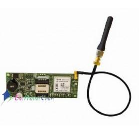 Carte transmetteur avec module GSM pour centrale d'alarme Came SIGSM