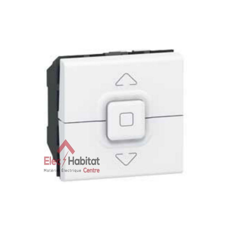 bouton poussoir volet roulant legrand 077028. Black Bedroom Furniture Sets. Home Design Ideas