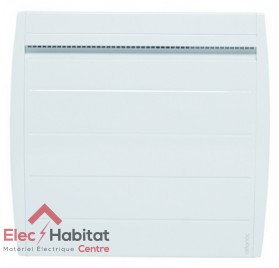 Radiateur inertie aluminium NIRVANA DIGITAL horizontal 1250w Atlantic 507412