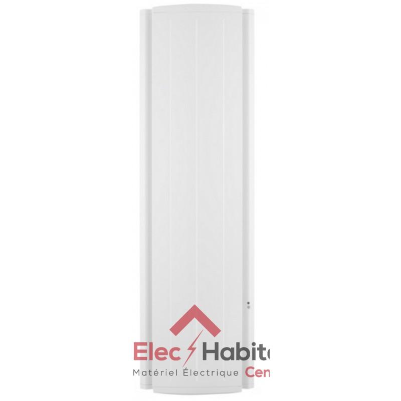 radiateur inertie fonte maradja pi connecte vertical 1000w atlantic 507710. Black Bedroom Furniture Sets. Home Design Ideas