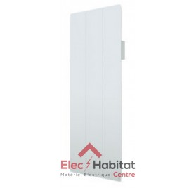 Radiateur inertie fonte CALISSIA CONNECTE vertical 1500w Atlantic 529915
